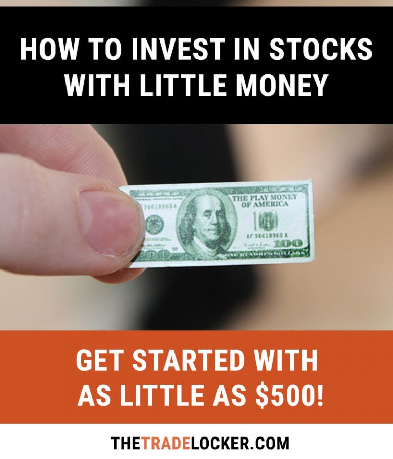 How to Invest in Stocks With Little Money as a Beginner
