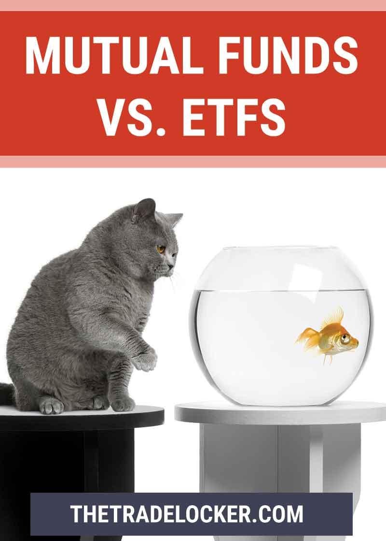 mutual fund vs. etf