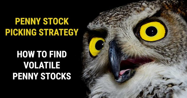 How to Find Volatile Penny Stocks