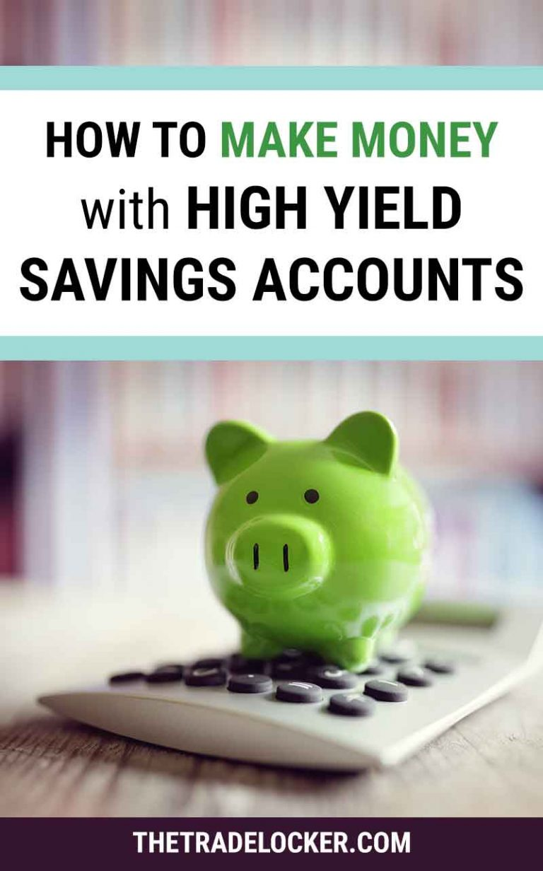 High Yield Savings Accounts 101: How to Earn Compound Interest